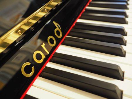 Klavíry CAROD – zvukové ukázky